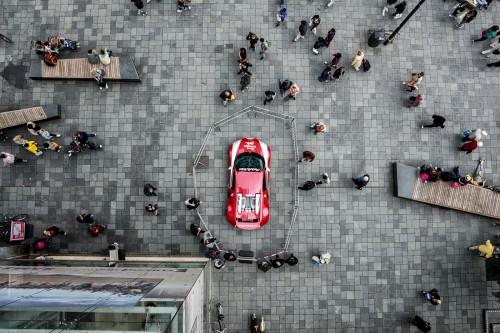 Mediamarkt Trust Bugatti Event
