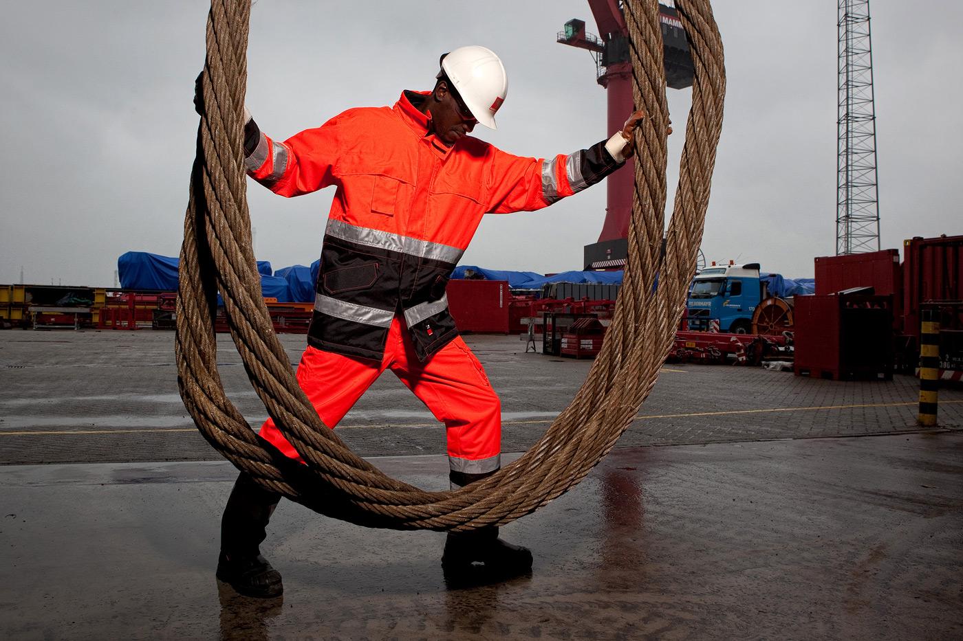 kabel workwear veiligheidskleding